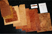 Marquetry Pack - Burls